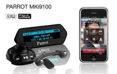 PARROT MKi9100 Dual Mode
